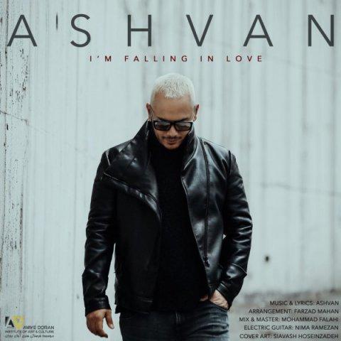 Ashvan – Daram Ashegh Misham