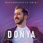 دانلود آهنگ جدید محمدرضا امینی به نام دنیا