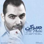 دانلود آهنگ جدید علی ملکی به نام صبر کن