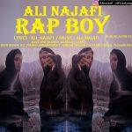 دانلود آهنگ جدید علی نجفی به نام پسر رپ