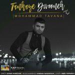 دانلود آهنگ جدید محمد توانا به نام تنهای دیوونه