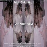 دانلود اهنگ جدید علی نجفی بنام زندگیم