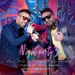 دانلود اهنگ جدید دی جی علی ای ۲ و مهدی جواهری بنام Night Party 3