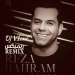 دانلود رمیکس جدید آهنگ گل عشق از رضا بهرام توسط Dj V1one