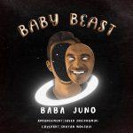 دانلود اهنگ جدید باباجونو بنام  Baby Beast