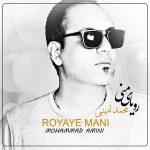 دانلود اهنگ جدید محمد امینی بنام رویای منی