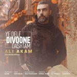 دانلود آهنگ جدید علی اکام به نام یه دلِ دیوونه داشتم